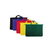 Папка - портфель Economix Е31630 А4 пластиковый, 2 отделения