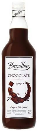 Сироп BrandBar - Шоколад 0,7 л