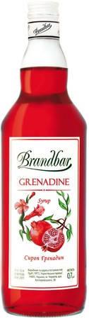 Сироп BrandBar - Гренадин 0,7 л