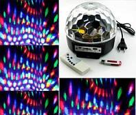 Magic ball music Диско шар Bluetooth с MP3 плеером, фото 1
