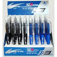 Ручка шариковая пиши-стирай BT-801-0101, синяя