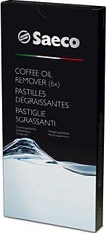 Таблетки для чистки от кофейных масел / жиров Saeco CA6704/60 - 6 шт