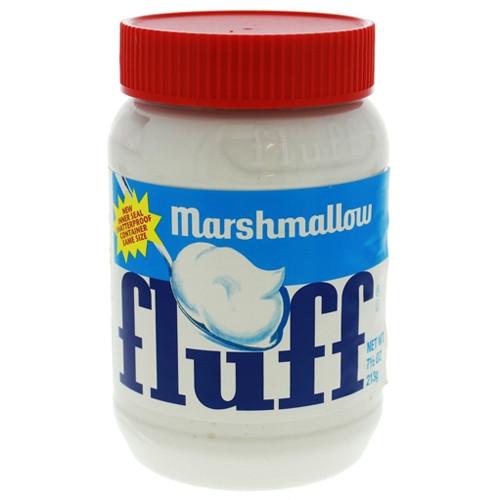 Жидкий маршмэллоу Durkee Mower Marshmallow Fluff ванильный 213 г