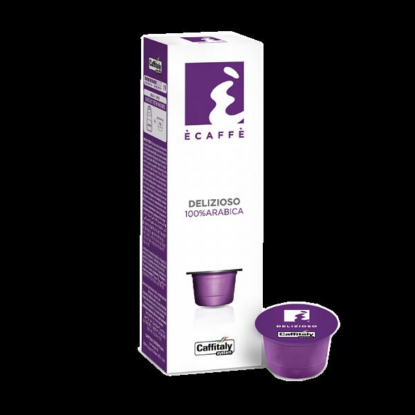 Кофе в капсулах Caffitaly Ecaffe Delizioso - 20 шт