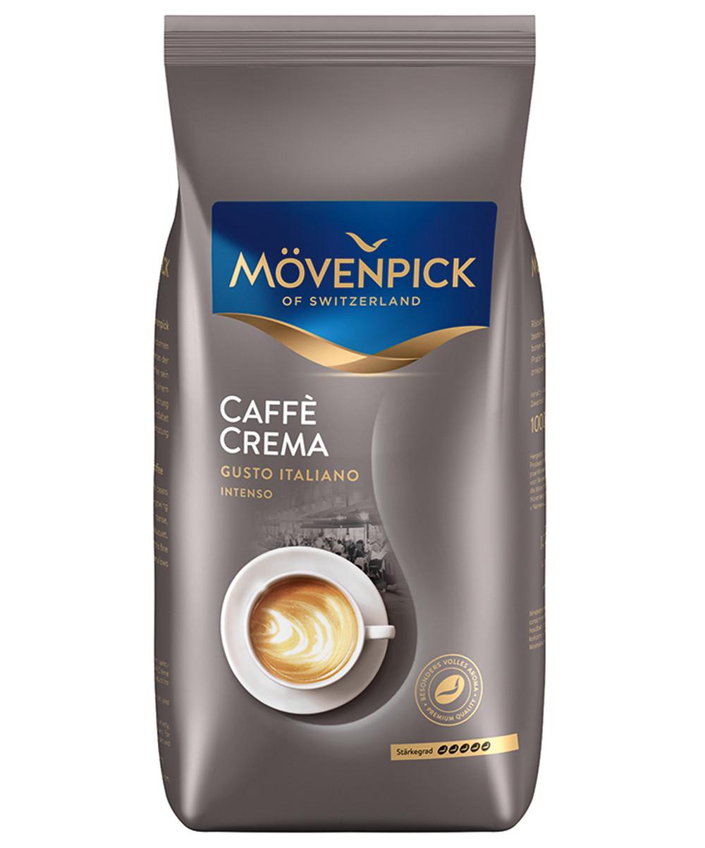 Кофе Movenpick Caffe Crema Gusto Italiano в зернах 1000 г
