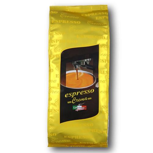 Кофе Віденська кава Espresso Crema в зернах 1 кг