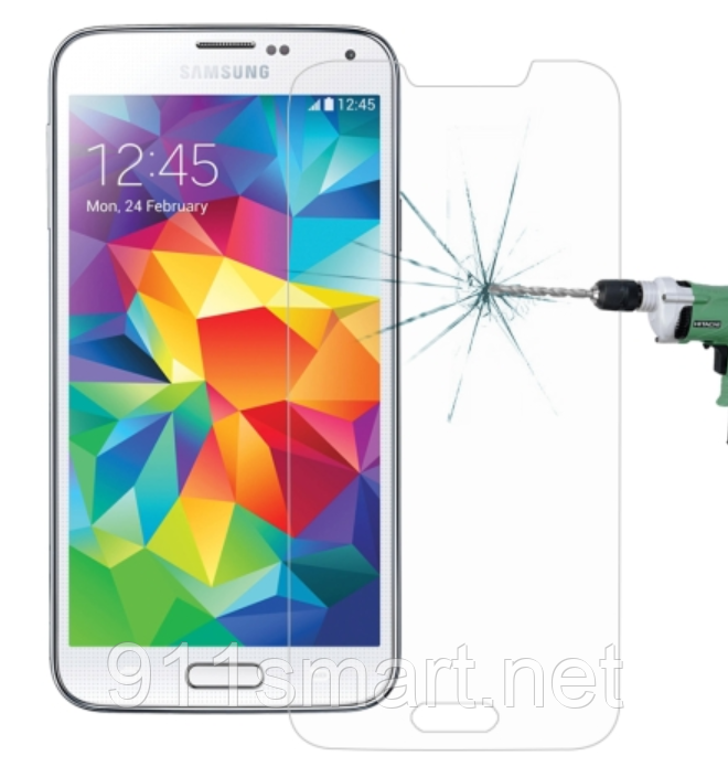 Защитное стекло Samsung Galaxy S5 i9600
