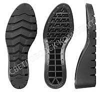 Подошва для обуви Мелиса-10 (Melisa-10), цв. черный (Одесса)