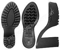 Подошва для обуви Алегра-4 (K-ALEGRA-4), цв. черный (Одесса)