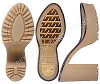 Подошва для обуви Алегра-4 (K-ALEGRA-4), цв.бежевый (Одесса), фото 1