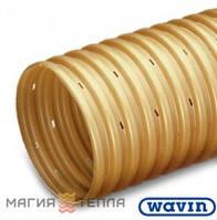 Wavin 126/113х50м с отверстиями