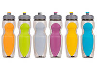 Бутылка пластиковая для воды SMILE SBP-3 violet