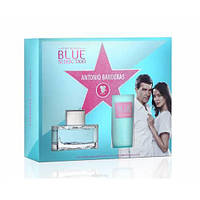 ANTONIO BANDERAS Antonio Banderas Blue Seduction Women Set (Edt 50Ml+Body Lotion 50Ml)