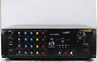 Усилитель мощности звука AMP 200A, усилитель мощности звука