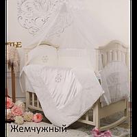 Набор постельного белья Маленькая Соня Rich 7ед, фото 1