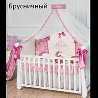 Набор постельного белья Маленькая Соня Mon bell L collection 7 ед., фото 1
