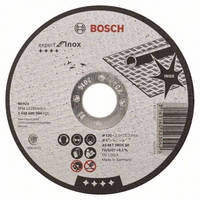 Отрезной круг Bosch Standard по камню 125х3мм SfS, прямой, 2608603178