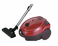 Пылесос Astor ZW-1357 Red 1600Вт, мешковой пылесос, компактный мощный пылесос для дома astor