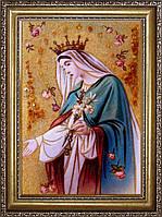 Богородиця з бурштину, фото 1