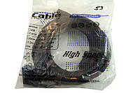 Видео кабель HDMI/DVI 2 ферит. 3 м