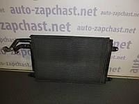 Радиатор кондиционера (1,9 TDI 8V) Skoda Octavia A-5 04-09 (Шкода Октавия а5), 1K0820411E