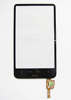 Оригинальный тачскрин / сенсор (сенсорное стекло) для HTC Desire HD A9191 (черный цвет)