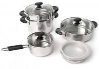 Набор посуды ORIGINAL BERGHOFF KASTA 1119519 (9 предметов)