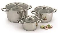 "Набор посуды ORIGINAL Berghoff ""Vision Premium"" (6 пр.) 1106000"