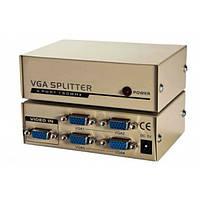 Коммутатор VGA 1504 (4 port 250MHZ), vga сплиттер с адаптером