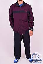 Костюм спортивный мужской (цв.бордовый) MARATON MMS1714916SET002 Размер:54,56,58