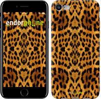 """Чехол на iPhone 7 Шкура леопарда v2 """"1075c-336-8079"""""""