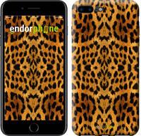 """Чехол на iPhone 7 Plus Шкура леопарда v2 """"1075c-337-8079"""""""