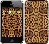 """Чехол на iPhone 3Gs Шкура леопарда v2 """"1075c-34-8079"""""""