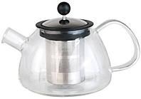 Чайник заварочный ORIGINAL BergHOFF стеклянный с ситечком 0,8 л (1107038)