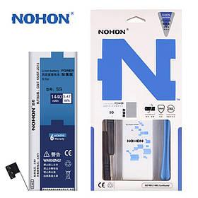 Аккумулятор Nohon 616-0610 для Apple iPhone 5 (емкость 1440mAh)