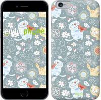 """Чехол на iPhone 6s Котята v3 """"1223c-90-8079"""""""