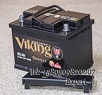 Аккумулятор  Viking Bronze  60Ач (540А) M3 (2 года гар)