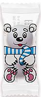Шоколадные   фигурные   конфеты Zoo - Zoo  Мишка с кремовой начинкой