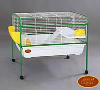 Клетка для кроликов, шиншилл, фредок 104х59х89 см.