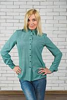 Размеры от 42 до 58 в наличии!! Рубашка женская