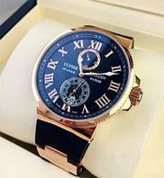 Часы мужские наручные Ulysse Nardin Marine (механика)