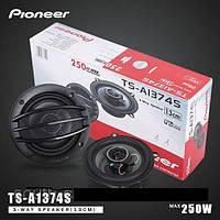 Автомобильная акустика Pioneer TS-A1374S (5'', 3-х полос., 250W)