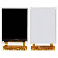 Дисплей (экран) для Samsung E1282 Duos/E2202, без платы Оригинал