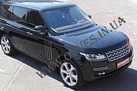 Решетка и жабры Range Rover Vogue 2013 стиль Autobiography Black