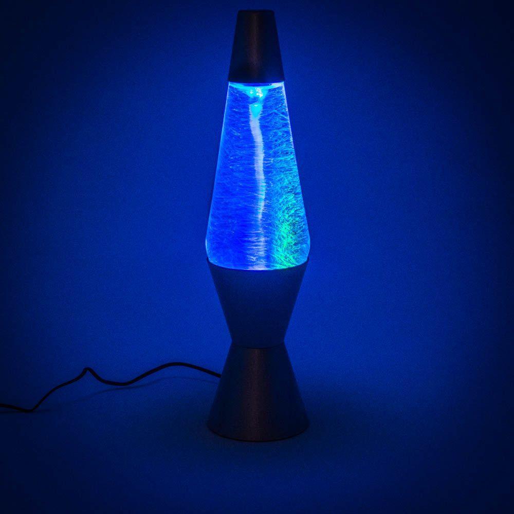 Лава лампа меняет цвет Торнадо 29 см