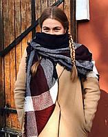 Стильный шерстяной платок, фото 1