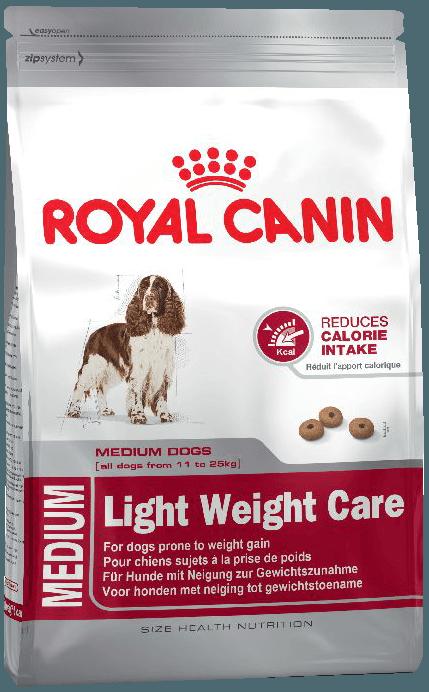 Корм Royal Canin (Роял Канін) MEDIUM LIGHT для собак середніх порід з надмірною вагою