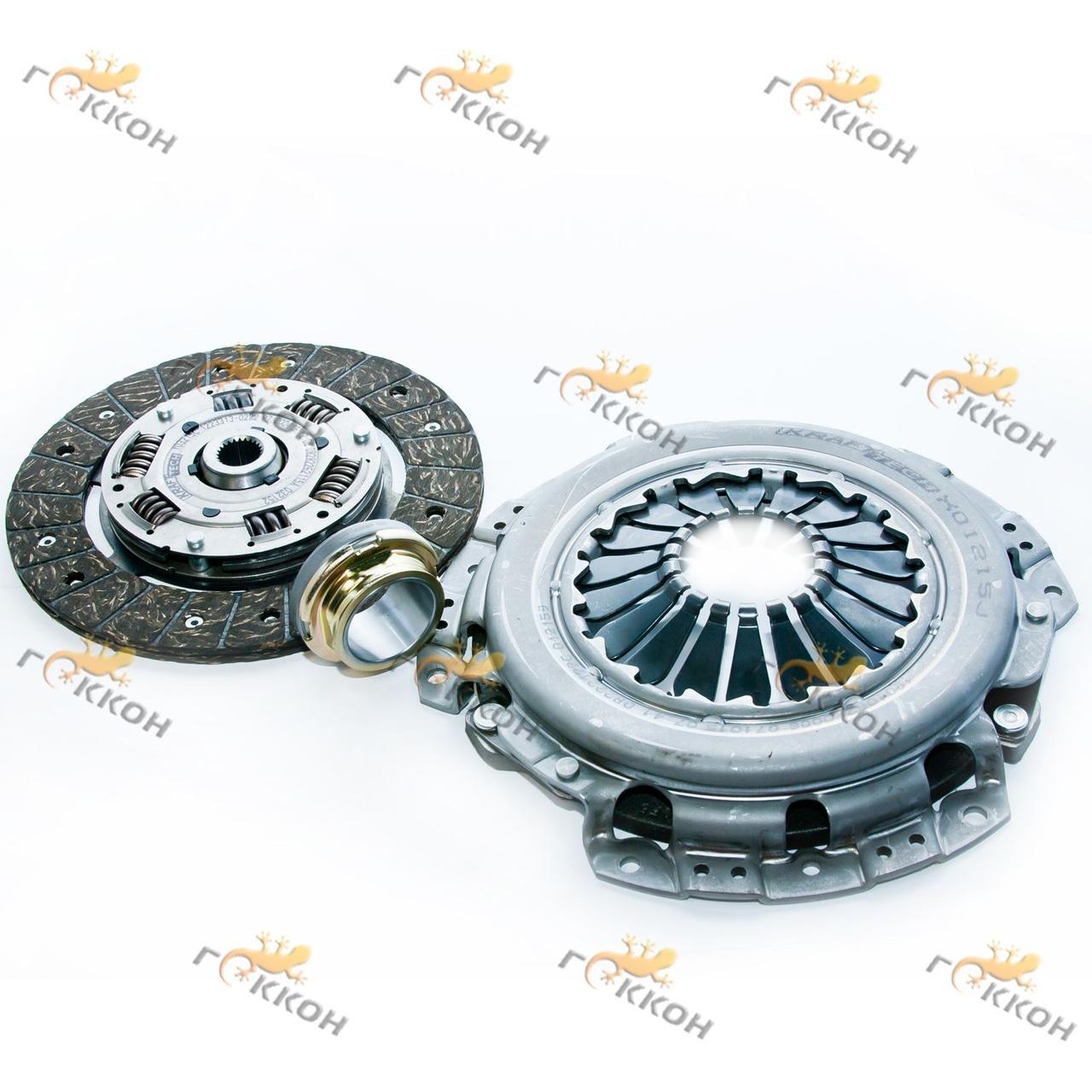 "Комплект сцепления Daewoo Nexia 16V, Espero 1.5-2.0  DOHC ""Krafttech"""