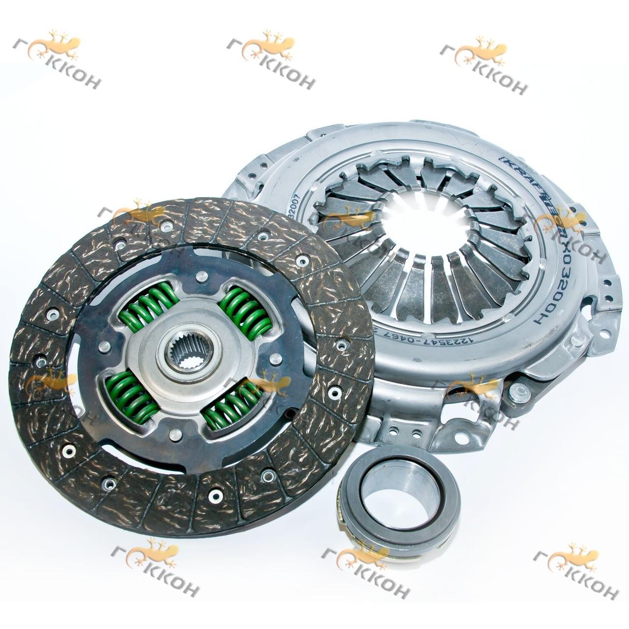 """Комплект сцепления Daewoo Nexia, Lanos 1.5 8V SOHC """"Krafttech"""""""