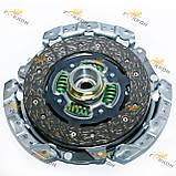 """Комплект сцепления Daewoo Nexia, Lanos 1.5 8V SOHC """"Krafttech"""", фото 5"""
